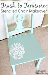 Stenciled-Chair-Makeover-433x680