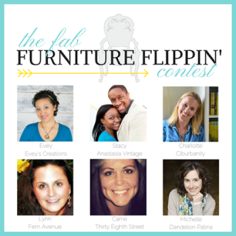 furniture flipping, furniture contests, refinishing furniture, painting furniture, fffc, diy, before and after